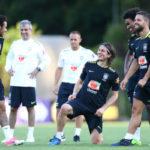 Seleção deve ter parada indigesta diante do Uruguai em Montevidéu (Foto: Rafael Ribeiro)