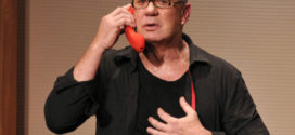 Luiz Fernando Guimarães apresenta o espetáculo 'O Impecável' no Teatro Salesiano, em Resende