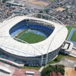 Previsão: Se nada mudar até domingo, Estádio Nilton Santos receberá a final entre Fluminense e Flamengo (Foto: Arquivo)