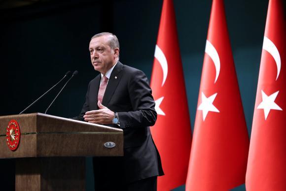 Erdogan entrou em rota de colisão com lideranças europeias