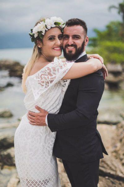 Eduardo Franco Teixeira e Karyna Rios Machado da Silva, terão hoje seu 'Dia D'
