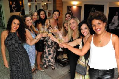 Claudia Panaro, Carla Rolim, Zilma Passabone, Fernanda Marinho, Fabiola Ito, Denise Arêdes, Luciane Quintella, Thaita Carvalho, Melissa  Lima e Elaine Daniel