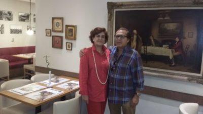 Ricardo Schittini Duarte e Ana Tereza Duarte, novidades em seu Di Duarte Caffé e Bistrô