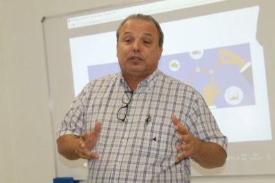 O empresário Bruno Marini, grupo Attiva