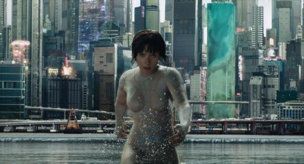 Ação: Scarlett Johansson é a mulher biônica