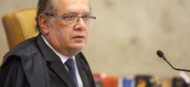 Gilmar Mendes descarta problema em relatar inquérito de Aécio