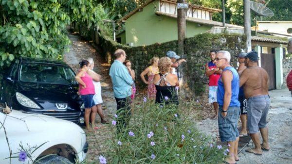 Diálogo: Vice-prefeito de Angra dos Reis vai conhecer no local as necessidades de Monsuaba e Serra D'água (Foto: PMAR)