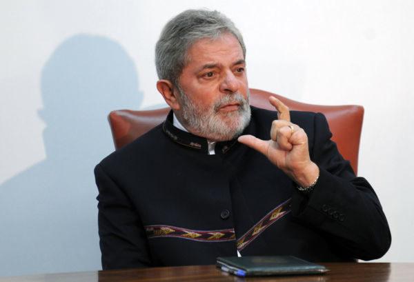 Lula depõe em um dos inquéritos envolvendo seu nome (Foto: Arquivo)