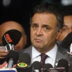 Alvo: Ex-presidente da Andrade Gutierrez disse ter doado valor maior que o declarado em campanha presidencial de Aécio Neves, em 2014 (Foto: Arquivo)  Foto: Marcos Oliveira/Agência Senado