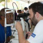 Saúde: Ação que oferece exame oftalmológico e isenção de pagamento para retirada de documentos será realizada no Parque Tobogã (Foto: Divulgação/Ascom PMR)