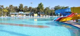 Parque Aquático e Espaço das Artes Zélia  Arbex em Volta Redonda estão fechados