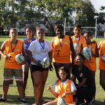 Rugby Dagaz oferece vagas para meninos e meninas (Foto: Divulgação)