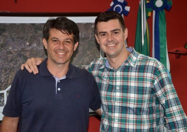 Parceria: Alexandre Serfiotis se encontra com Diogo Balieiro