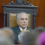 Temer diz que Previdência tem rombo milionário e defende reforma