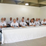 Ubirajara apresenta chapa durante coletiva em Volta Redonda