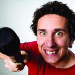 Humor: Rafael Portugal possui uma conceituada carreira no teatro, TV e internet         (Foto: Divulgação)