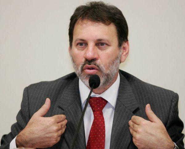 Preso: Delúbio Soares ainda responde a outra ação penal decorrente das investigações de irregularidades na Petrobras (Foto: Arquivo/Celso Junior)