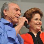 Temer e Dilma devem ser julgados juntos em processo eleitoral (Foto: Divulgação)