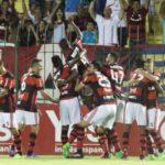 Flamengo fez literalmente a festa em Volta Redonda