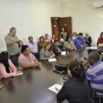 Fórum: Evento aconteceu na sede da secretaria municipal de Obras, Urbanismo e Infraestrutura (Foto: Dorinha Lopes/Ascom PMPR)