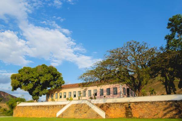 História: Fazenda São Roque será o local do encontro para as atividades do Conciclo (Foto: Pedro Salgado)