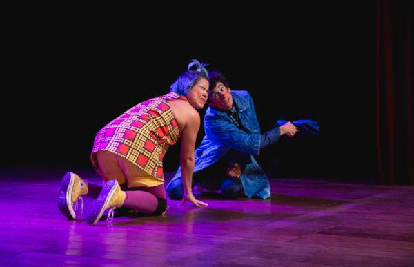 Incomuns: Espetáculo promove uma viagem de sensações e estímulos (Fotos: Divulgação)