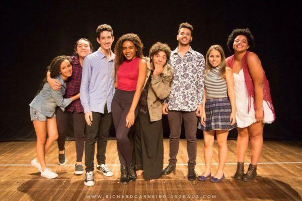 Sated Rio em Ação: Atores do Coletivo Diletante participarão com dois trabalhos no Festival de Esquetes em Volta Redonda
