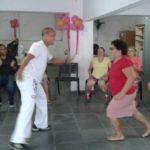 Ativo: Com cuidados e atenção especializada, idosos devem fazer exercícios físicos (Foto: Roze Martins)