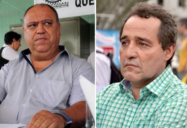 Juntos: Deley e Silvio Campos marcaram posição contra projeto da terceirização