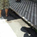 Taxista foi morto perto do prédio da Câmara Municipal (foto;Cedida pela PM)