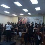 Reconhecimento: Werley Nicolau está entre os 40 selecionados a participar do curso de regência do maestro considerado um dos ícones vivos do Brasil (Foto: Divulgação)