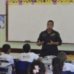 Nas escolas: Objetivo é estimular o diálogo com jovens maiores de 13 anos das redes pública e privada de ensino (Foto: Divulgação PMP)