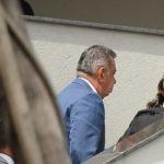 Rio de Janeiro - O presidente da Assembléia Legislativa do Rio de Janeiro(Alerj), Jorge Picciani, chega à sede da Polícia Federal para prestar depoimento após mandado de condução coercitiva. (Tânia Rêgo/Agência Brasil)