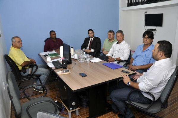 Postura: Durante a reunião, ocorrida em Barra Mansa, ficou definido algumas ações que serão realizadas em conjunto entre as cidades (Foto: Paulo Dimas)