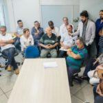 Em diálogo: Comerciantes sugeriram uma série de mudanças nas intervenções aplicadas pela prefeitura de Volta Redonda (Gabriel Borges / Ascom PMVR)