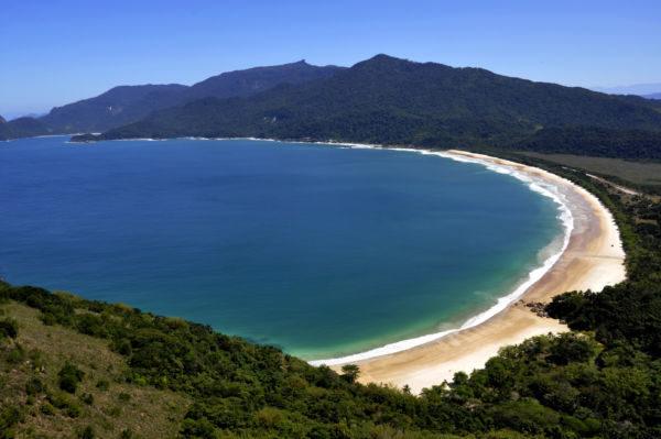Ilha Grande: Praia de Lopes Mendes, em Angra dos Reis, foi uma das escolhidas (Foto: Luís Fernando Lara)