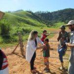 Imunização: Campanha começou pelos distritos, com foco principal na vacinação de pessoas das áreas rurais (Foto: Divulgação PMV)
