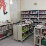 Espaço: Biblioteca busca aproximação com público ainda no início da fase de leitura (Foto: Divulgação)