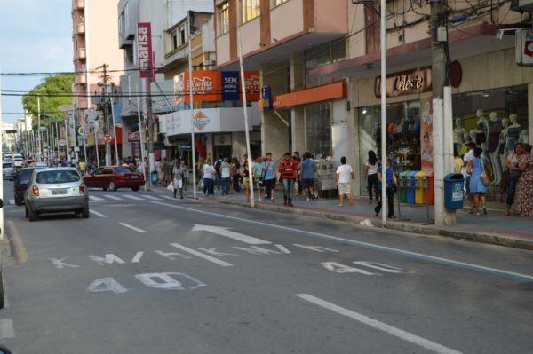 Facilidade: Ideia é atrair clientes que só possuem o sábado à tarde livre para que possam comprar na cidade (Foto: Divulgação/Chrystine Mello)