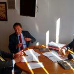 Parceria: Deley conversa com Santana e Dinho sobre questões de interesse de Volta Redonda