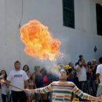 #SouCult: Evento contou com música, circo e teatro (Fotos: Bárbara Costa/PMM)