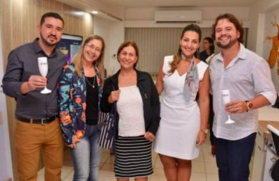 Rafael de Carvalho Neto, Kithy Ramundo, Marina Lima, Fernanda Itaborahy e Whilder Mendonça