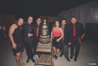 Fernanda Machado, Gama Eventos Musicais e DJ Marcelo Aguiar