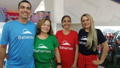 Vítor Golono, Josélia Rodrigues, Cristina Mendes e Geisa Rodrigues