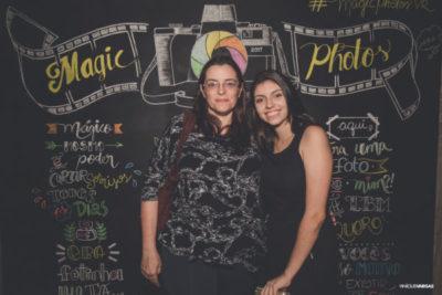 Sheila Pedron e Sarah Pedron