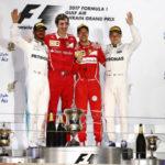 Briga de cachorro grande: Vettel se isola na liderança do Mundial, com 68 pontos, seguido de perto por Hamilton, que tem 61 (Foto: Lat Images/Fotos Públicas)
