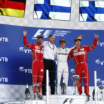 Bottas ultrapassou Vettel e Raikkonen na largada e garantiu o lugar mais alto do pódio (Foto: Divulgação/ Fotos Públicas)