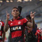 Brilhou: Guerrero fez bonito e comandou a vitória do Flamengo (Foto: Divulgação)