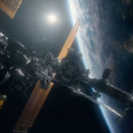 Perigosa: A estação espacial do filme Vida
