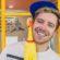 Espetáculo 'Lubafest', com o youtuber Lucas Feurschütte, será apresentado neste domingo em Volta Redonda
